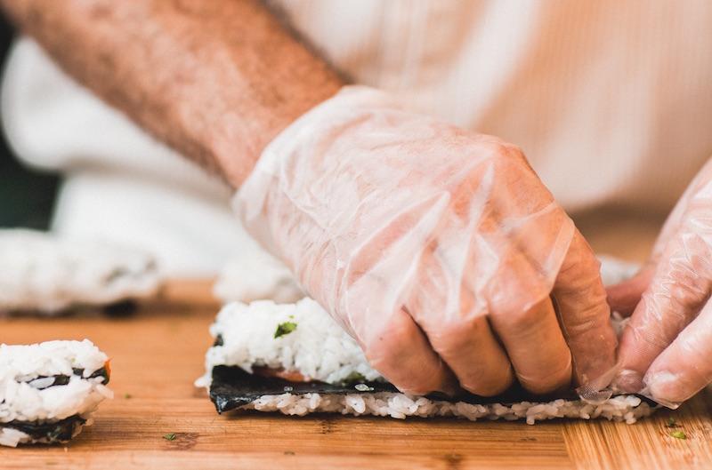 Warsztaty sushi wKuroneko – 2.02.2017